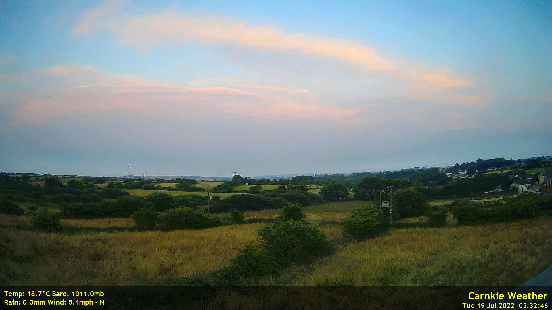 Carnkie Weather Webcam